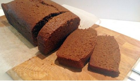 Sticky Ginger Loaf. Say no more, it really is amazing