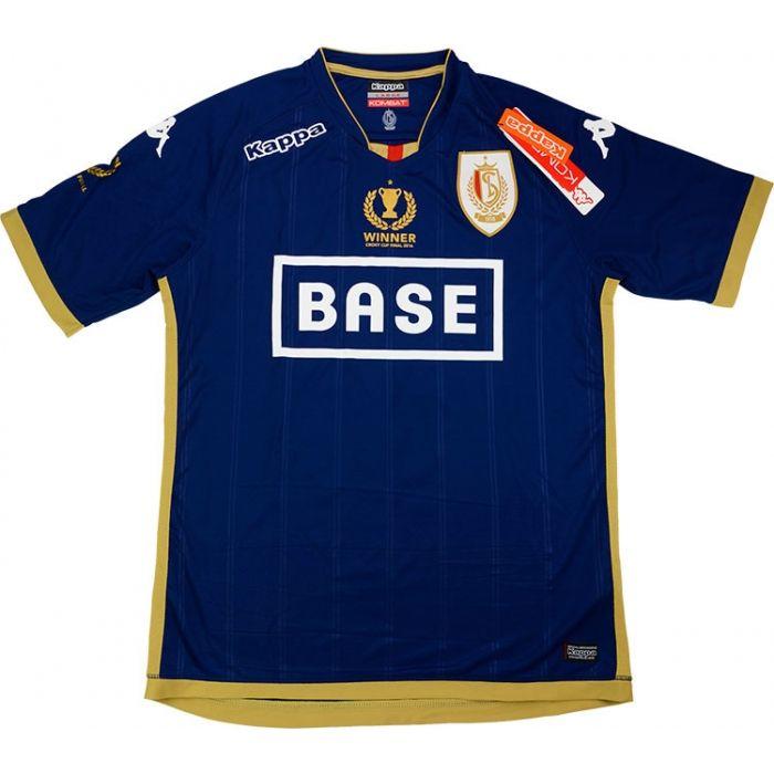 2015-16 Standard Liege 'Croky Cup Winners' Third Shirt *w/Tags* XL