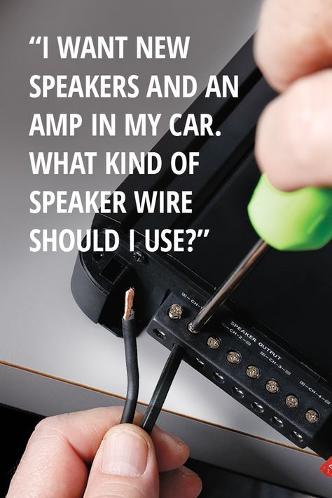 step by step instructions for wiring an amplifier in your car rh pinterest com car amplifier repair manual Car Amp Repair MN