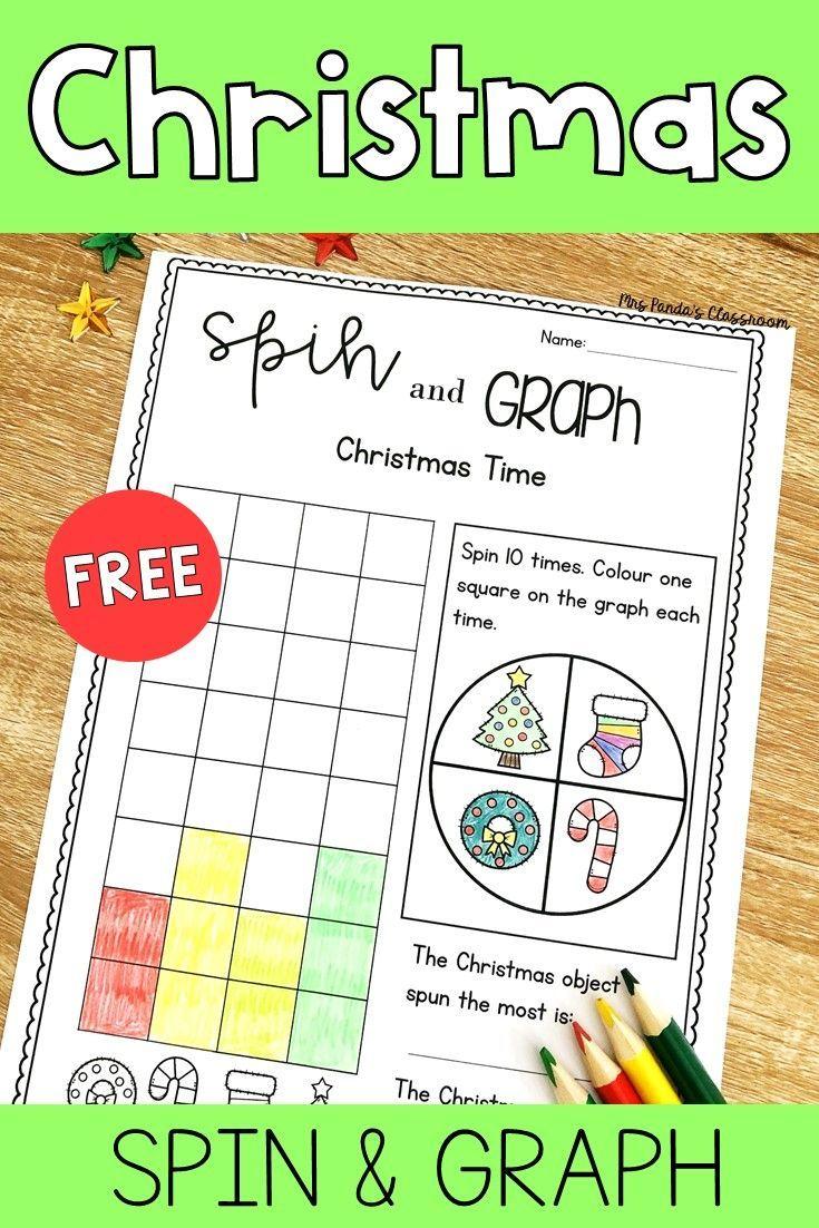 medium resolution of Christmas Graph Worksheet FREEBIE!   Graphing worksheets
