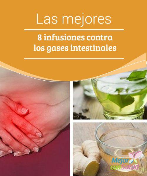 Las mejores 8 infusiones contra los gases intestinales  Los gases intestinales o flatulencias son un síntoma muy incómodo y vergonzoso que se produce durante el proceso de digestión de los alimentos.