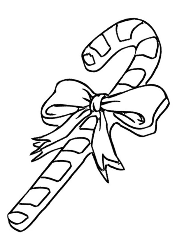 coloring pages of critmas stuff - photo#19