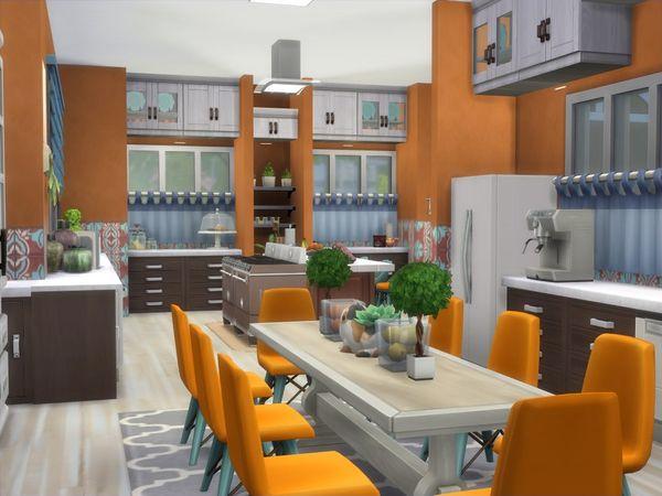 Lenabubbles82 S Chesterfield No Cc Sims House Sims 4 House Design Sims House Design