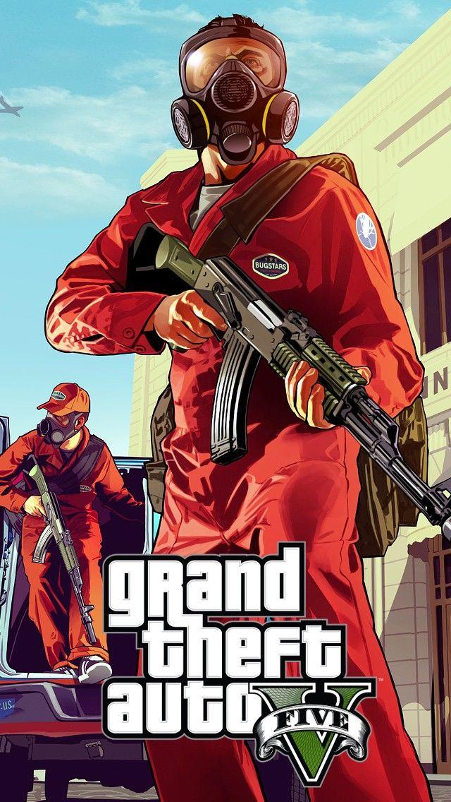 Gta 5 Pest Control Ios 11 Iphone X Wallpaper Hd Grand Theft Auto