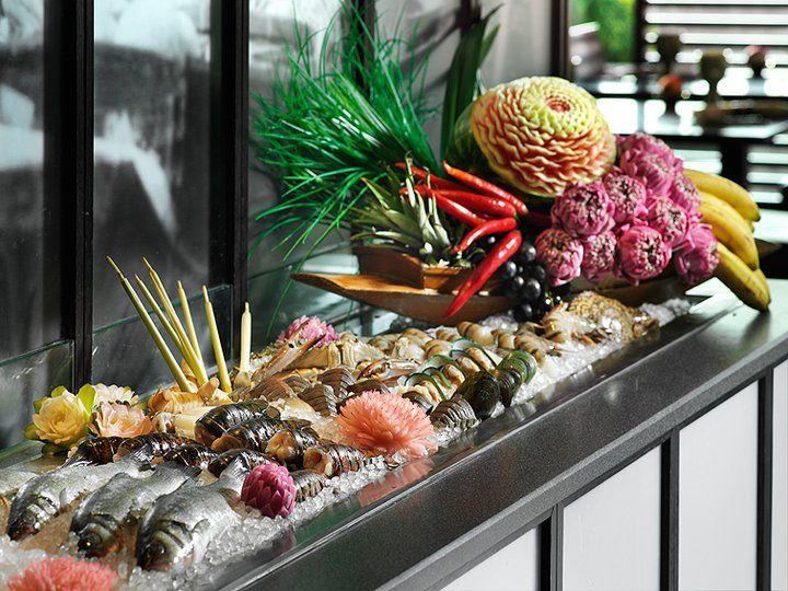 Zurich Marriott Hotel - Authentic Thai Restaurant White Elephant
