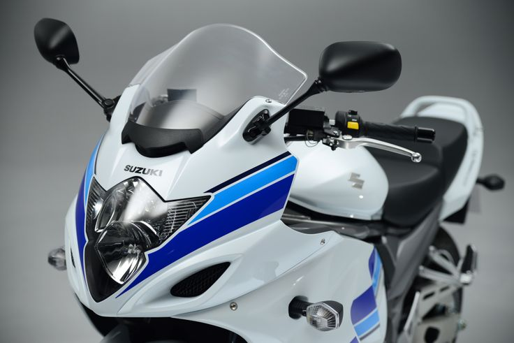 The Special Edition Suzuki GSX1250FA tourer for 2014
