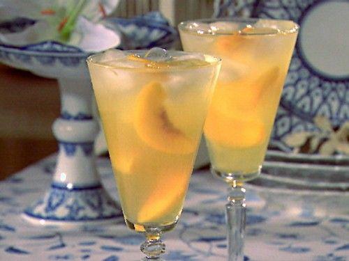 Diet Peach Wine Cooler - 0pts+