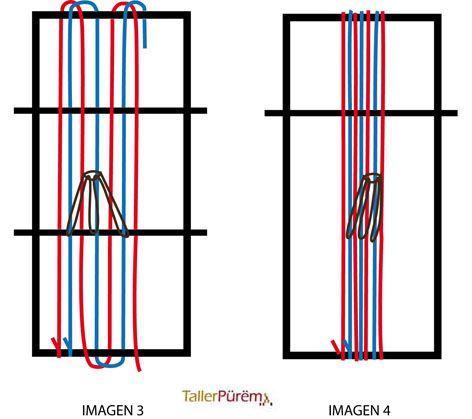 tecnicas de tejido mapuche taller purem