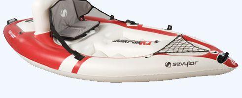 Sevylor QuikPak 'K1' Coverless- Inflatable kayak