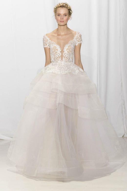 reem acra fall 2017 collection wedding wearwedding blogwedding funwedding dresseswedding