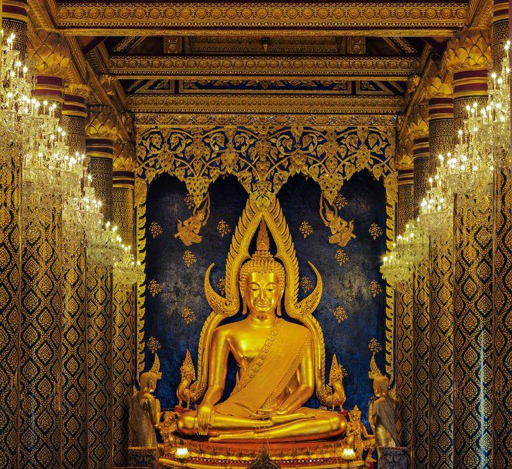 https://flic.kr/p/Drs4Uw   Phra Buddha Chinnarat   phra buddha chinnarat at phra si rattana mahathat temple in phitsanulok thailand
