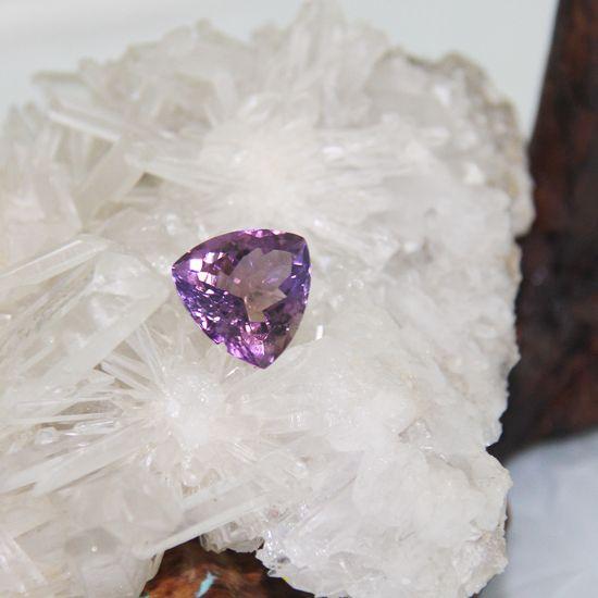 Liontin Batu Ametrine | Berasal dari Brasil 27,24ct | Rp 4.900.000
