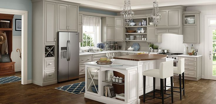 Room Gallery Schuler Cabinetry Princeton Maple Harbor