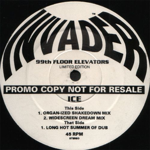 Ice (Organized Shakedown Mix) by 99th Floor Elevators, via SoundCloud