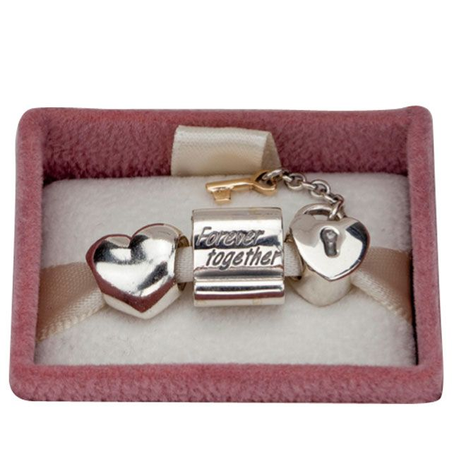 I'd love to have this charm  set if I owned a Pandora bracelet.