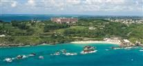 Off to the Fairmont Southhampton Resort in balmy Bermuda! Sun, golf, and the beach; what more could a girl ask for?