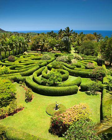 Na'Aina Kai Botanical Garden, Kilauea, Kauai