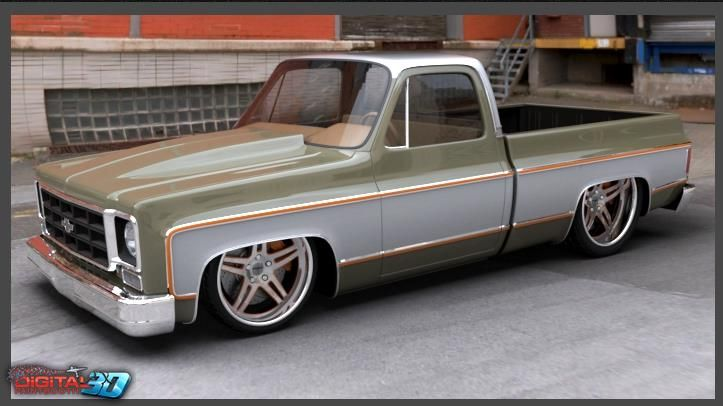 115 Best Images About 73-87 Stepsides N Shortbeds On