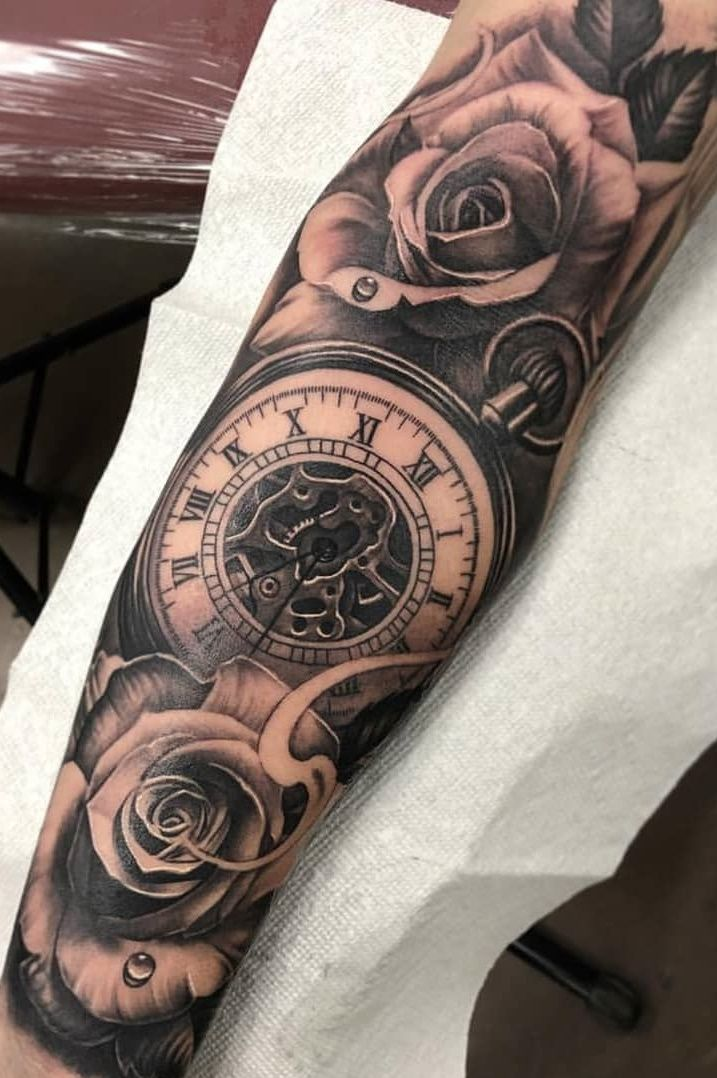 Sleeve Tattoos Image By Mark Grant On Tattoos Forarm Tattoos