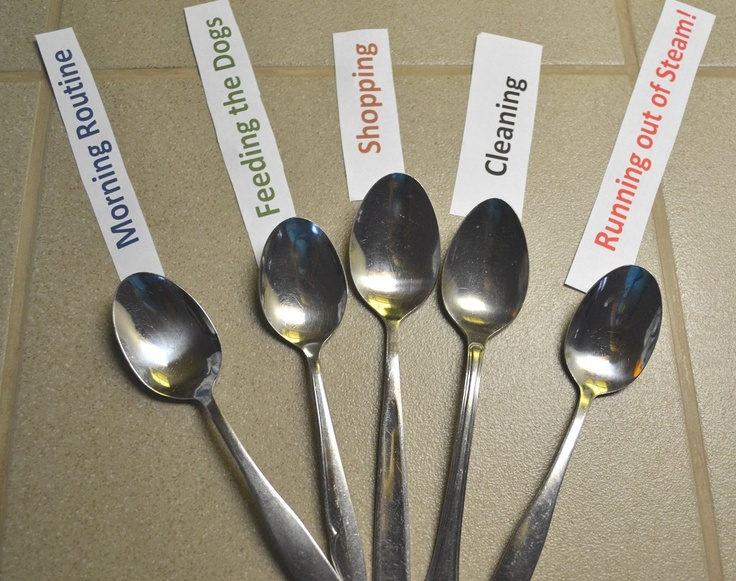 The Spoon Theory by Christine Miserandino - originally written to explain life with Lupus, this works for many disabilities and illnesses
