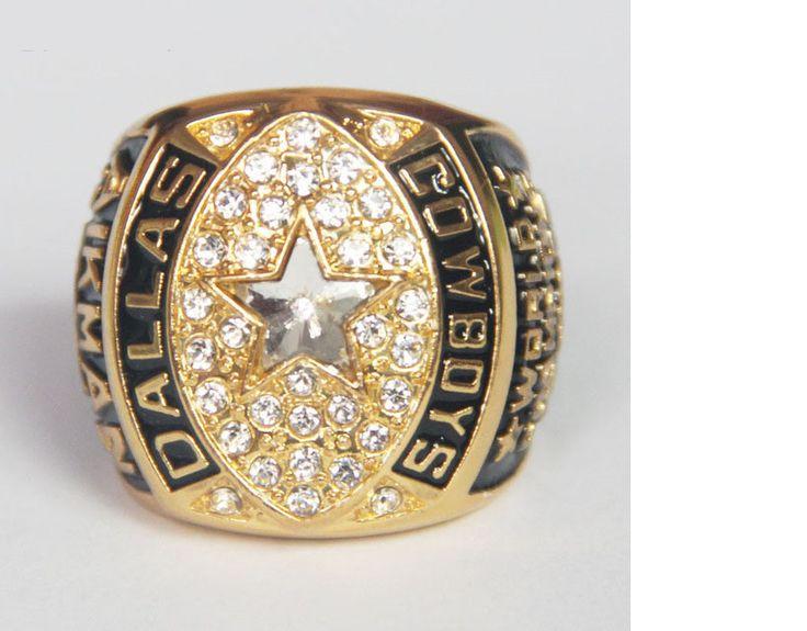 Dallas Cowboys 1992 Super Bowl Championship Ring