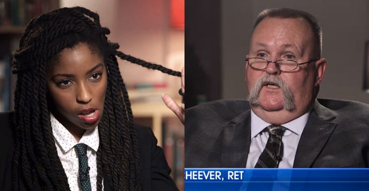 Here's The Rundown On Black Women's Hairstyles. Now Get Why Banning Them Is So Stupid? Yes Francesca, callin them locs!