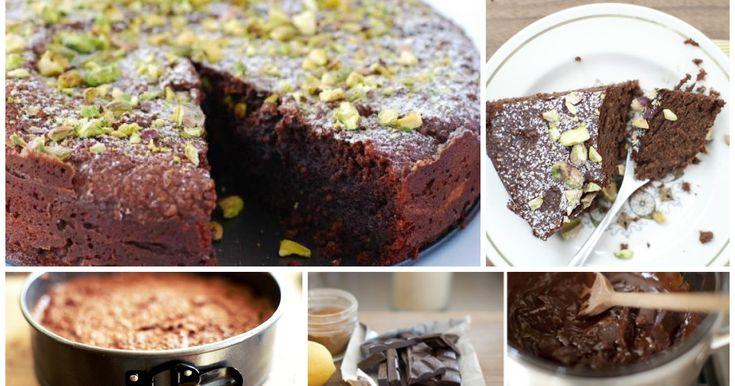 Torta cuore morbido al cioccolato. Scopri la nostra ricetta.