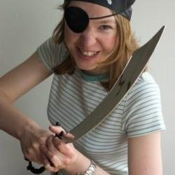Piratese : a Pirate Dictionary