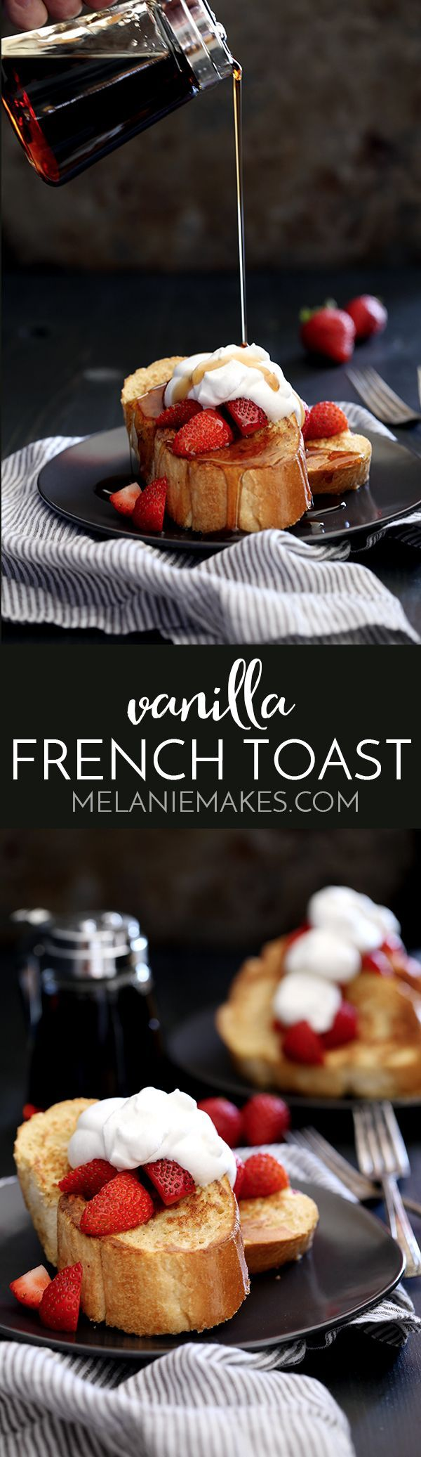 how to make french toast with vanilla extract
