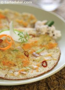 A popular South Indian snack.