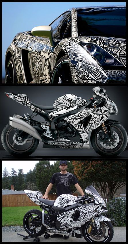 get wraps printed-- could design my own. wonder what this would cost..