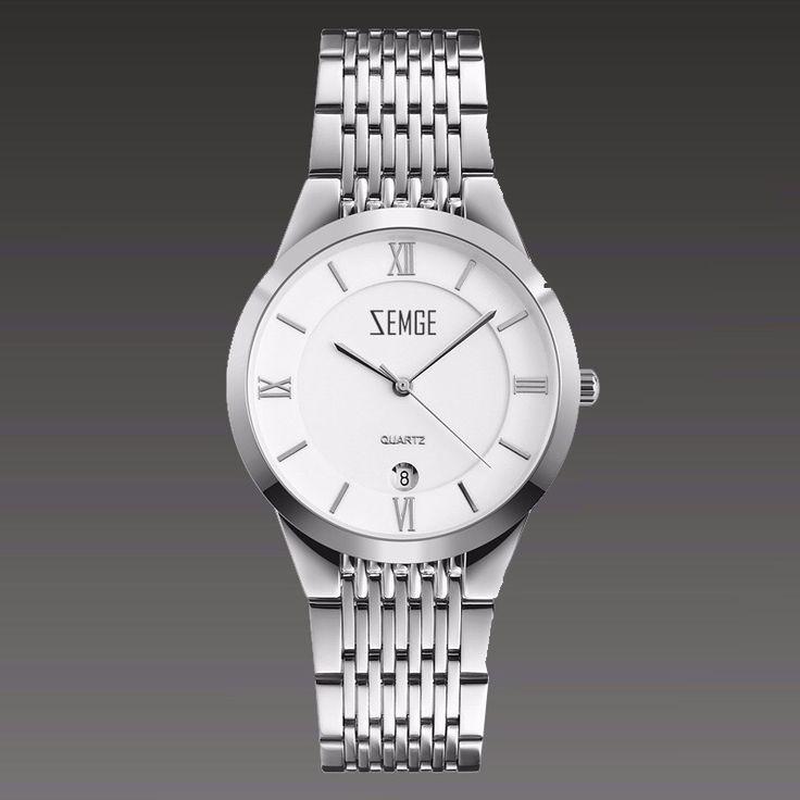 ZC0801 silver case by Zemge