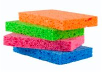 Tip for using sponges in the classroom.  Plus, free parent note asking for donation of sponges and  number labels.: Center Ideas, Math Manipulation, Based Ten, Math Centers, Management Tips, Teaching Organization Ideas, Classroom Management, Based 10, 10 Blocks