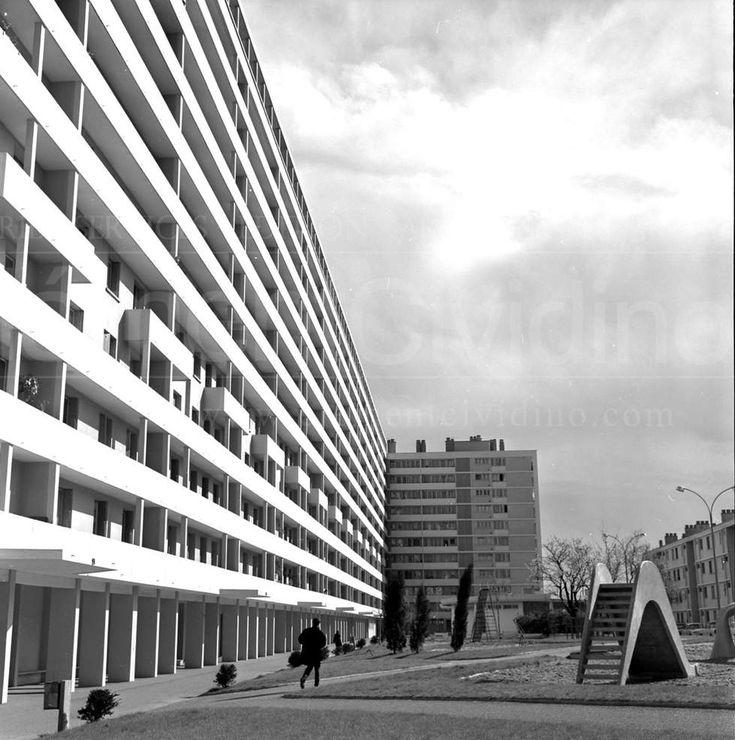 https://flic.kr/p/TkDWEk | Le Mirail (G. Candilis) - Toulouse | mémoire2cité