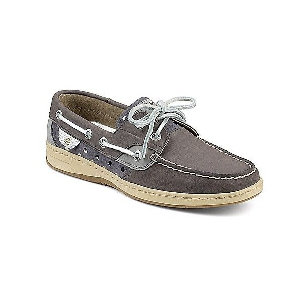 Sperry Top-Sider Bluefish Metallic Dot 2-Eye Boat Shoe ($70) ❤ liked on Polyvore featuring shoes, loafers, lace up shoes, metallic shoes, sperry topsiders, sperry shoes and boat shoes