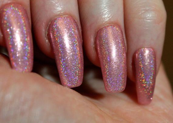 Pin On Hot Pink Nails