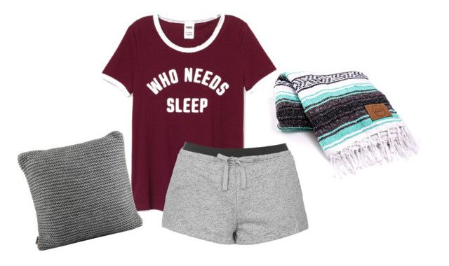 """School Systems Suck / Goodnight Post"" by hanakdudley ❤ liked on Polyvore featuring Topshop, UGG Australia and TOMS"