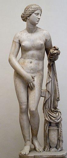 Afrodita de Cnido - Wikipedia, la enciclopedia libre