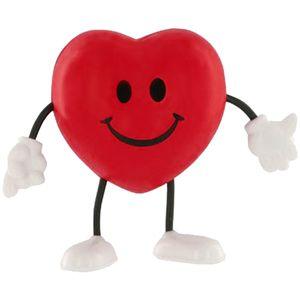Heart Figure Stress Toy Valentineu0027s Day Gift Idea From  Www.officeplayground.com Use Code