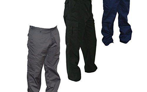Lee Cooper 205 Pantalon cargo pour homme