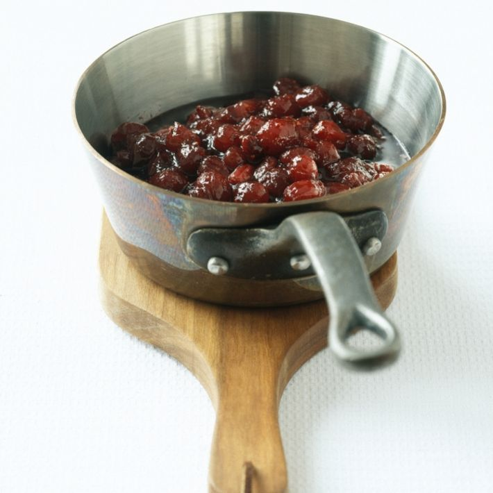 A picture of Delia's Spiced Cranberry Chutney recipe