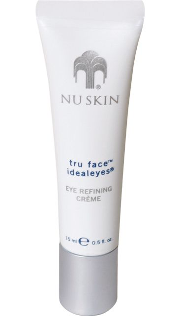 Transforms your sensitive under eye area from dark, puffy, and aged to radiant, firm, and youthful.    (www.nuskin.com/thesource)