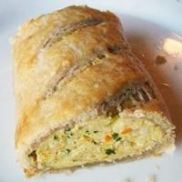 Chicken Sausage Rolls by Jo Whitton on Lets Party Additive Free