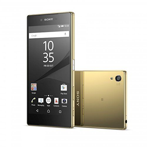 cool Sony Xperia Z5 Premium E6883 Dual 4G 32GB Gold UNLOCKED