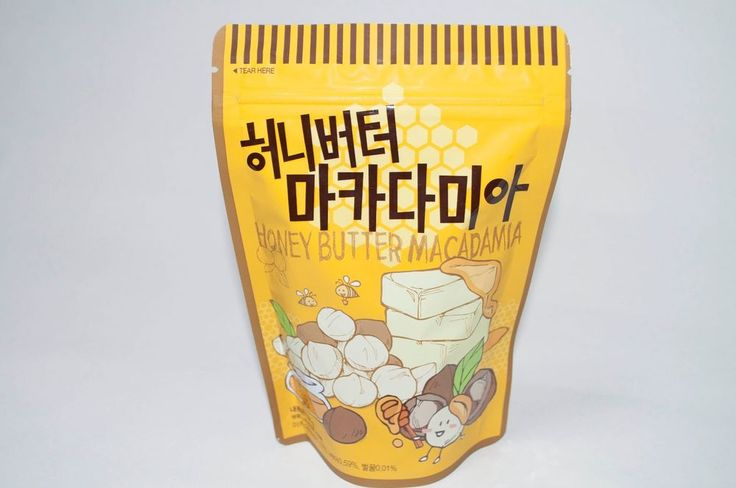 Once you eat unforgettable Honey Butter Flavor Macadamia Nuts 130g (4.6oz) #Toms
