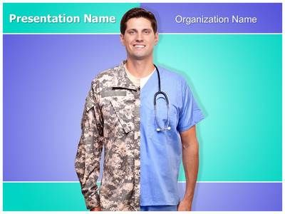 32 best military powerpoint templates politics powerpoint dual qualification powerpoint presentation template is one of the best medical powerpoint templates by editabletemplates toneelgroepblik Image collections
