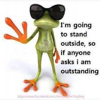 Outstanding !: Laughing, Giggl, Funny Stuff, Humor, Things, Frogs, Inspiration Quotes, True Stories, I M Outstand