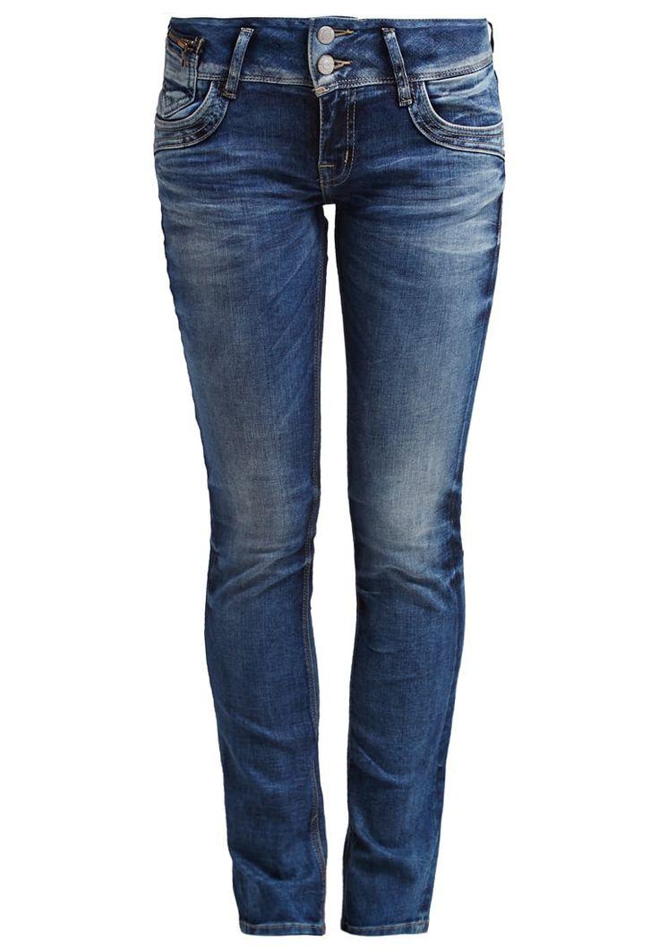 LTB JONQUIL - Straight leg jeans - blue lapis wash - Zalando.nl