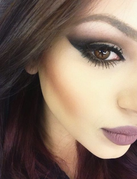 Makeup/hair/gorg/lips/  Hey gorgeous, want to see more pins like this? Make sure to follow me @anillaud