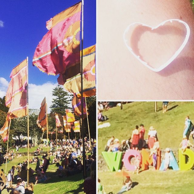 Womad NZ. Beautiful weather for an awesome weekend!